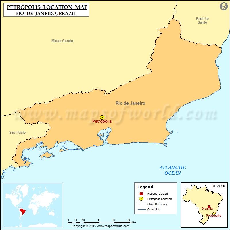 Where is Petropolis