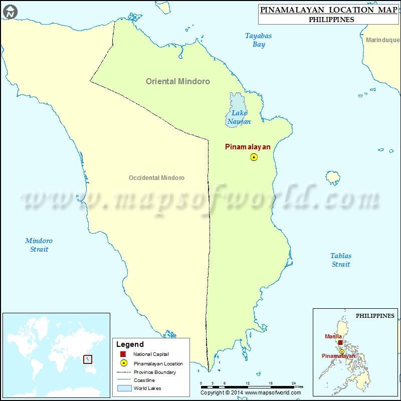 Where is Pinamalayan