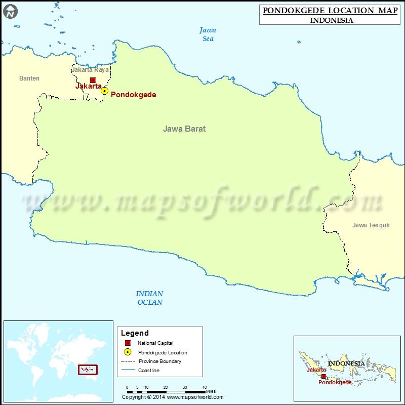 Where is Pondokgede
