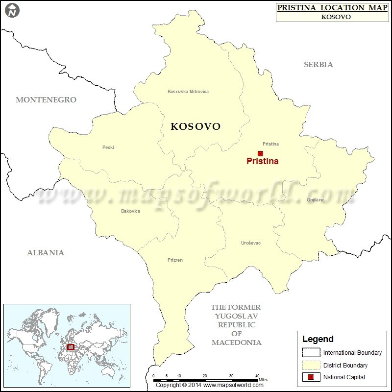 Where is pristina location of pristina in kosovog map where is pristina gumiabroncs Image collections