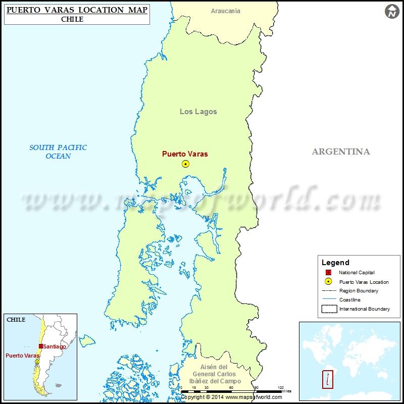 Where is Puerto Varas