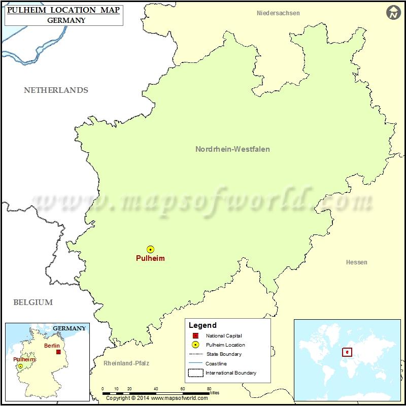 Where is Pulheim