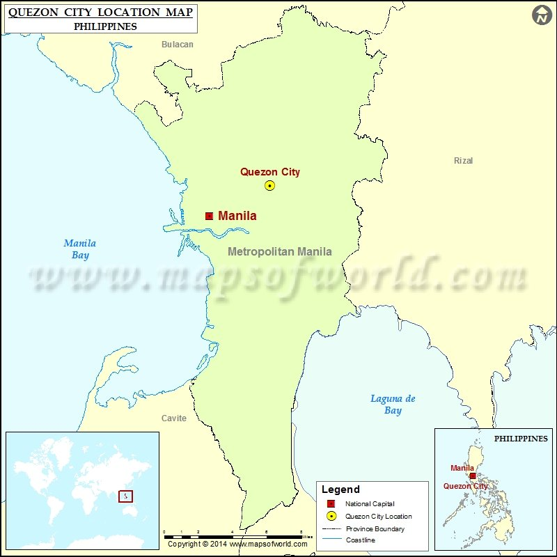 Where is Quezon City
