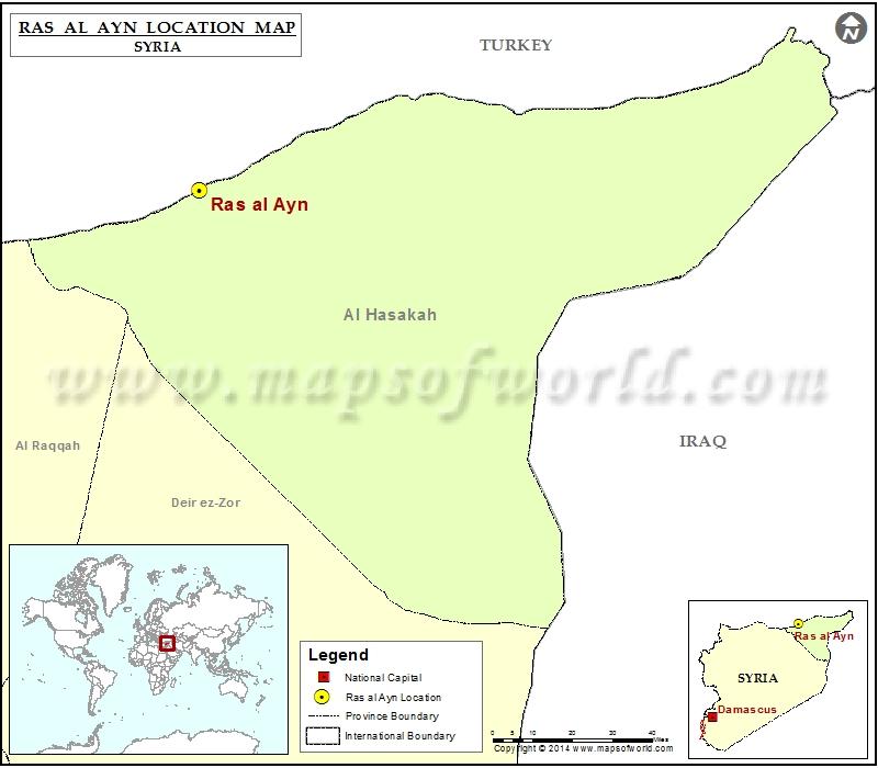 Where is Ras al Ayn