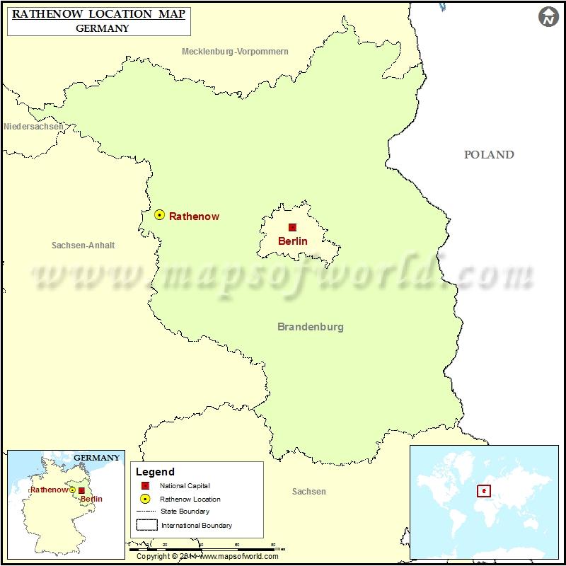 Where is Rathenow