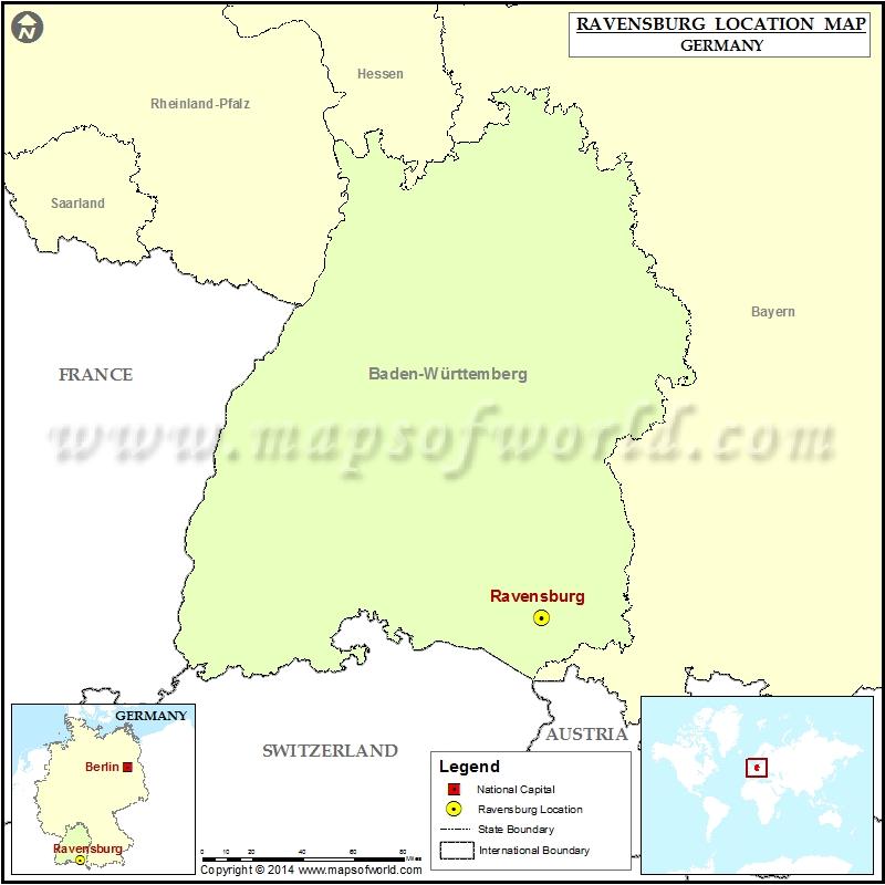 Where is Ravensburg