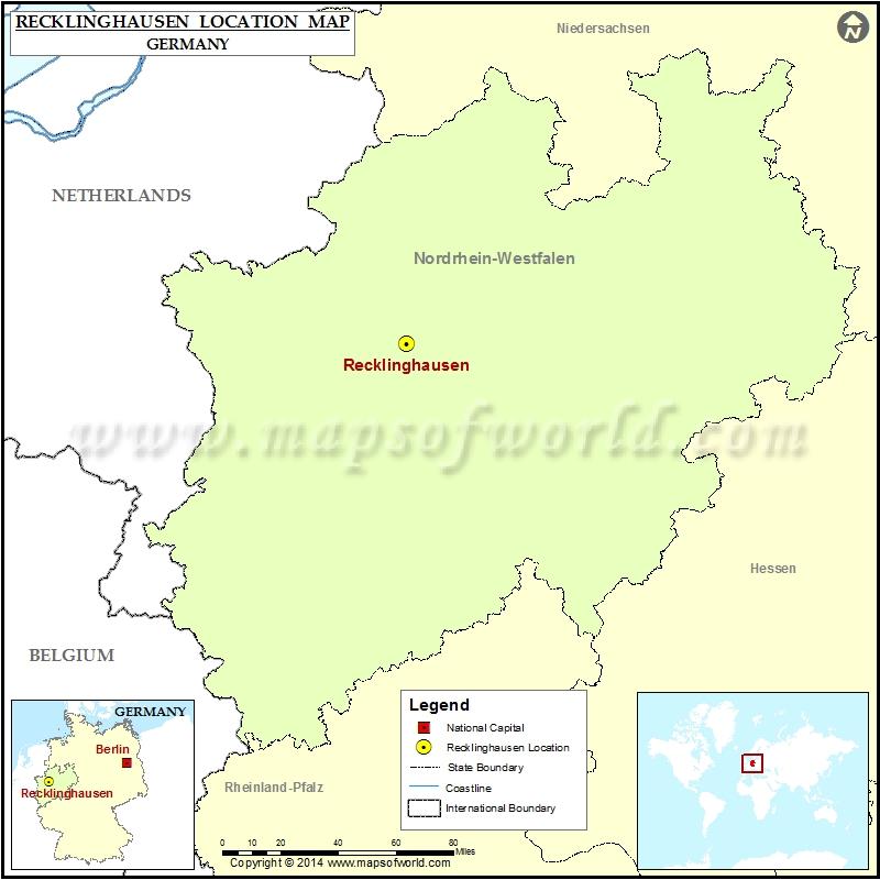 Where is Recklinghausen