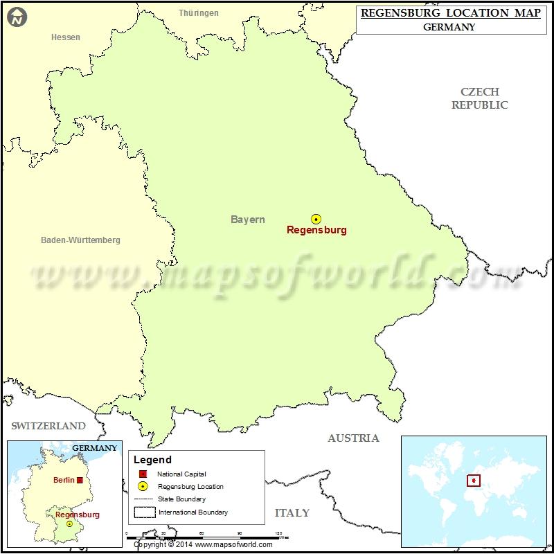Where is Regensburg
