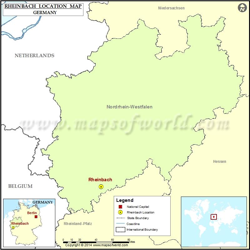 Where is Rheinbach