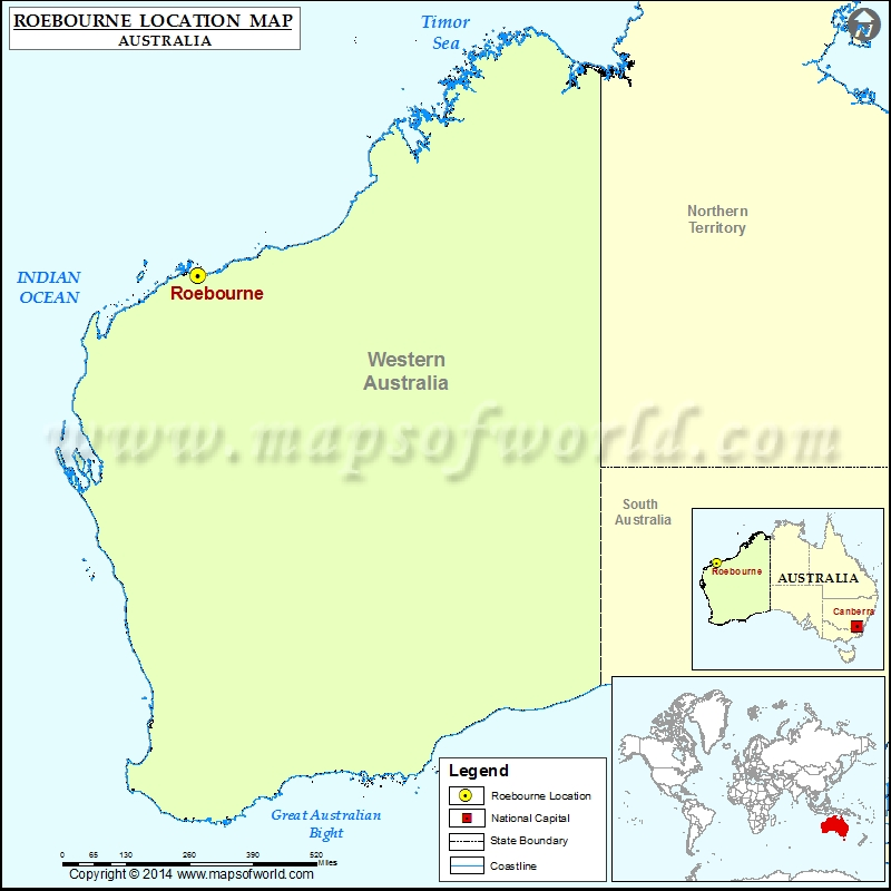 Where is Roebourne