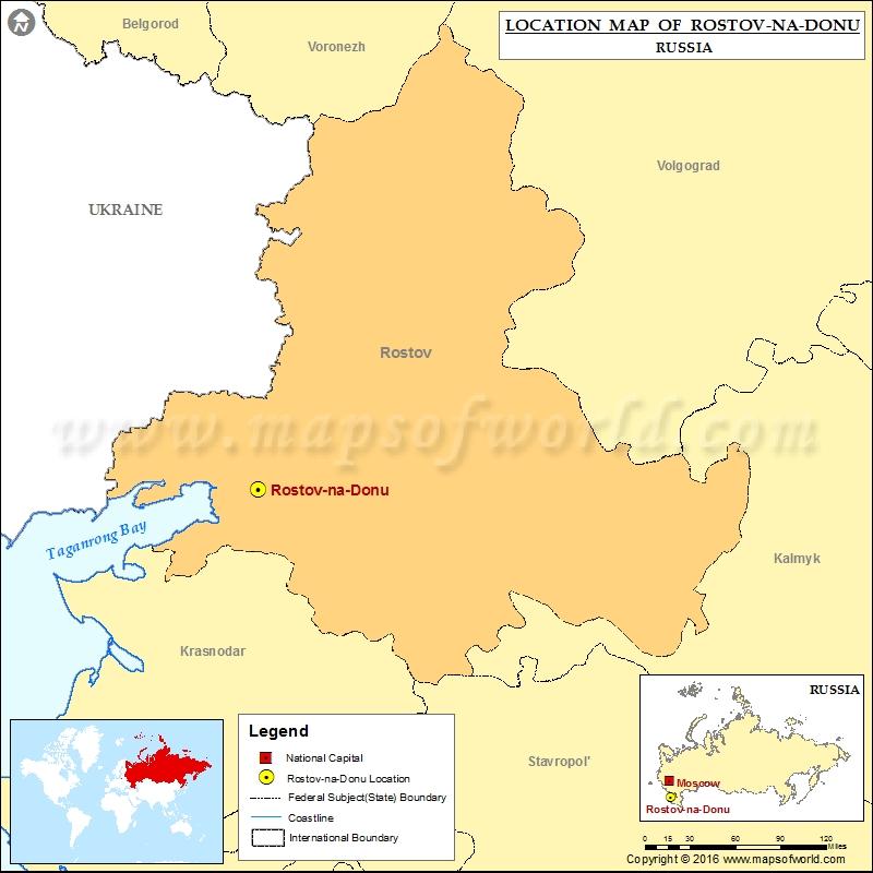 Where is Rostov-na-Donu
