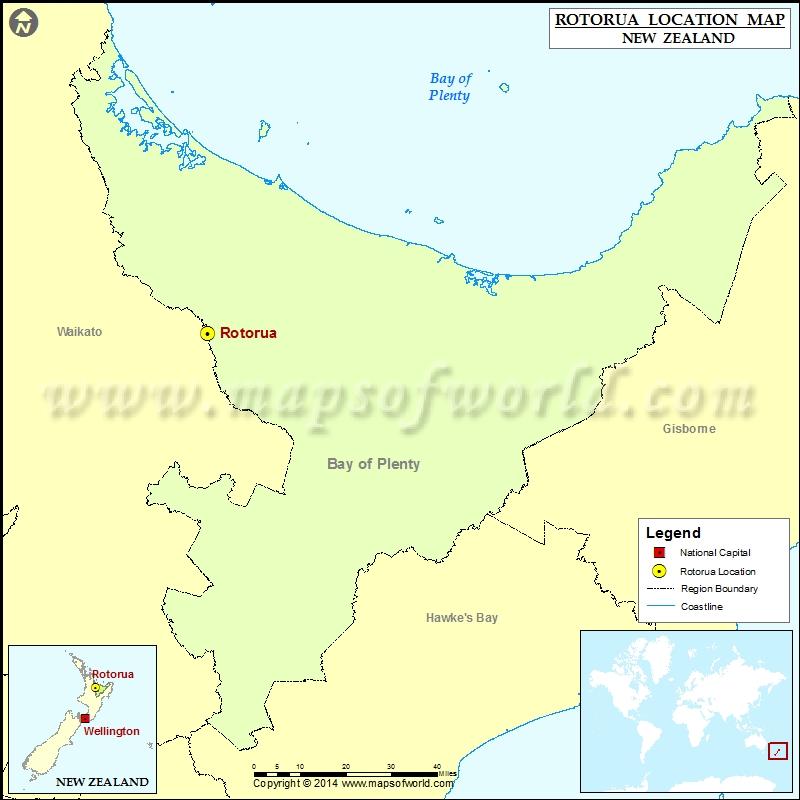 Where is Rotorua