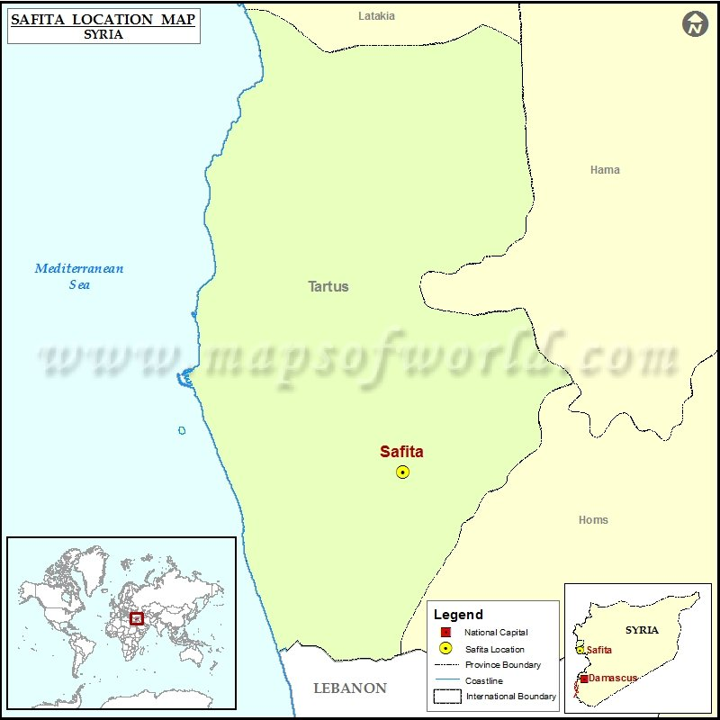 Where is Safita