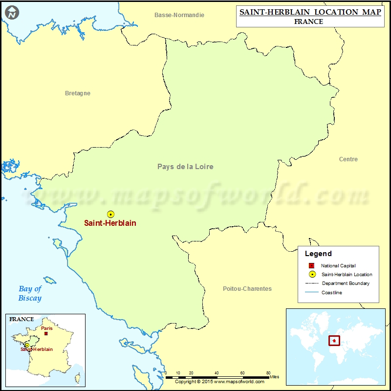 Where is Saint-Herblain