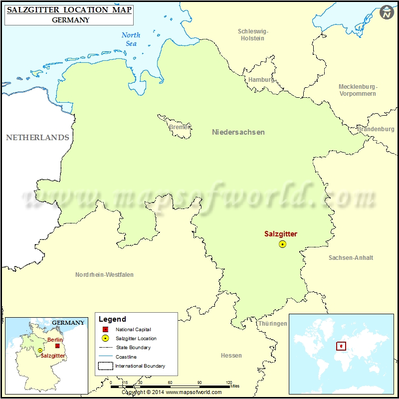 Where is Salzgitter