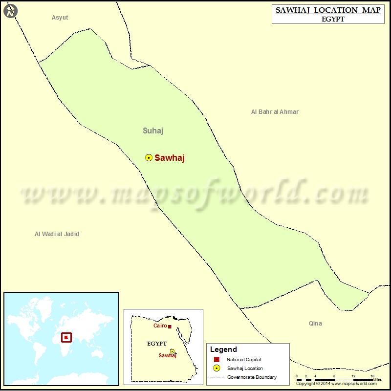 Where is Sawhaj