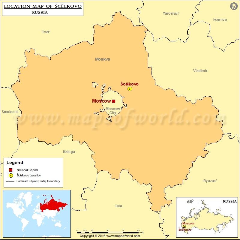 Where is scelkovo