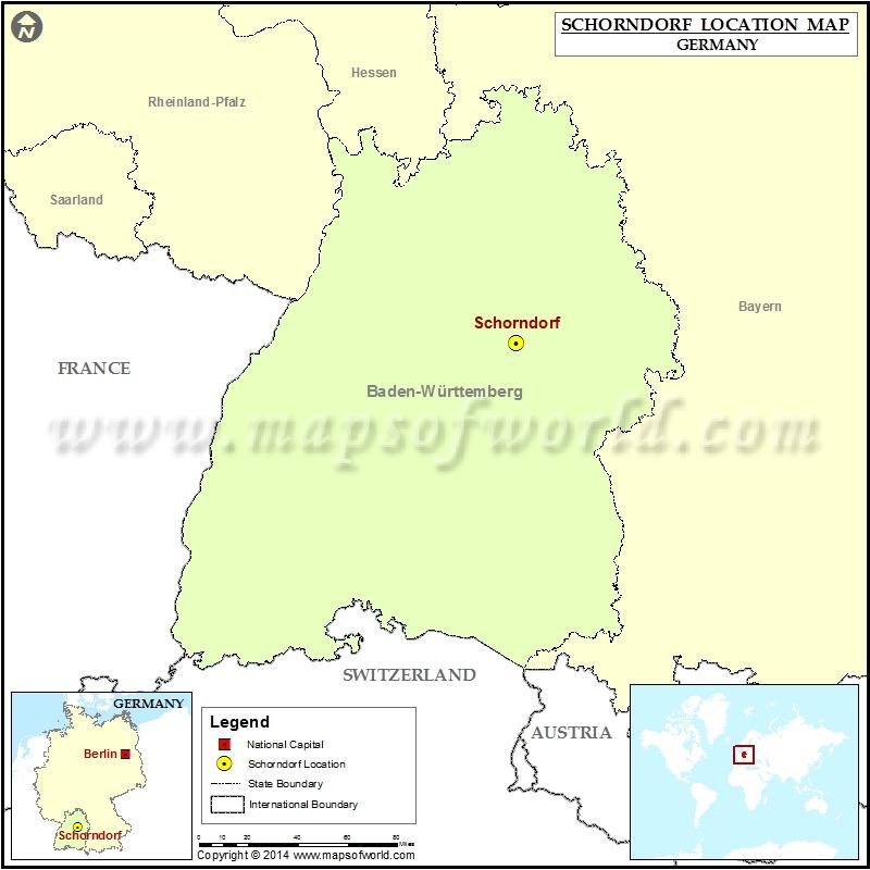 Where is Schorndorf