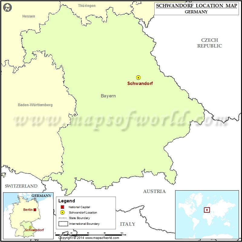 Where is Schwandorf