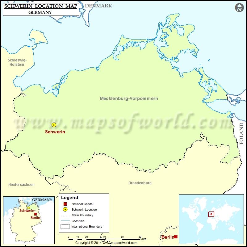 Where is Schwerin