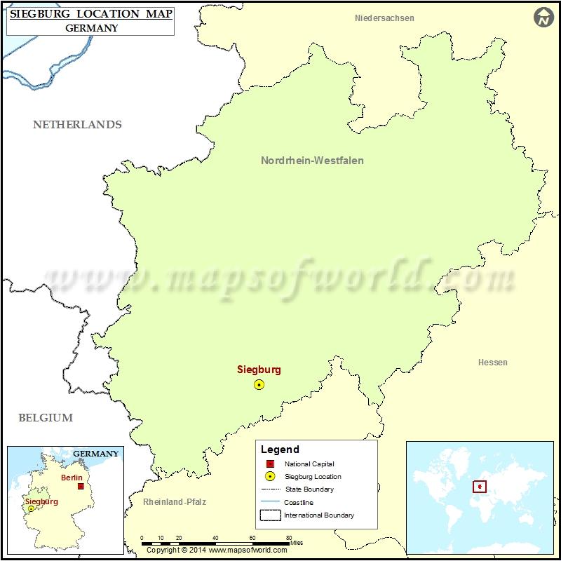 Where is Siegburg