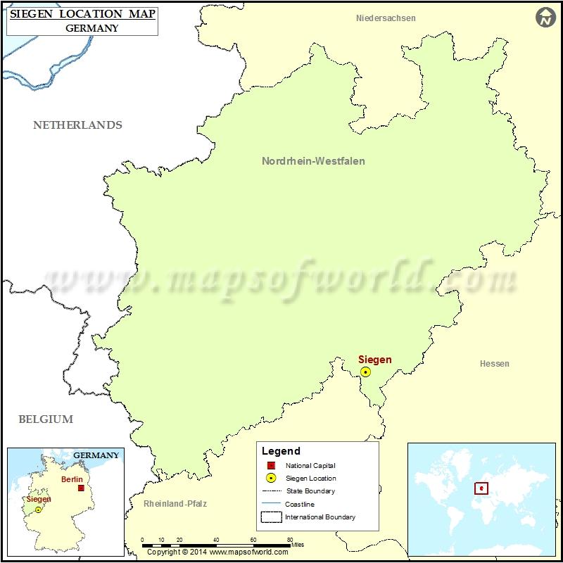 Where is Siegen