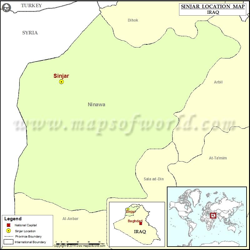Where is Sinjar