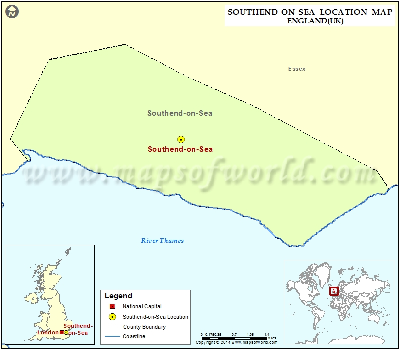 Where is Southend-on-Sea