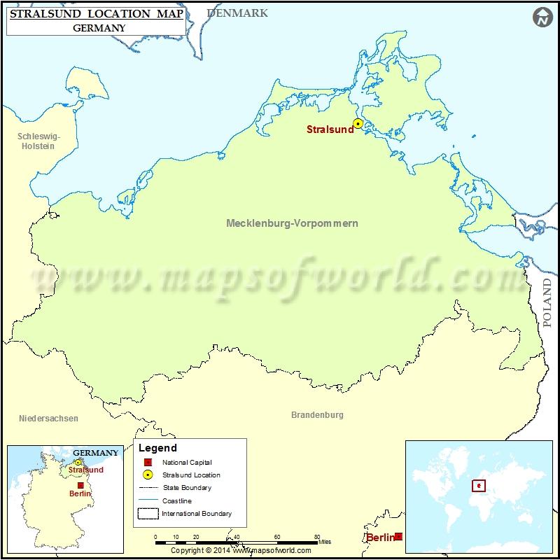 Where is Stralsund