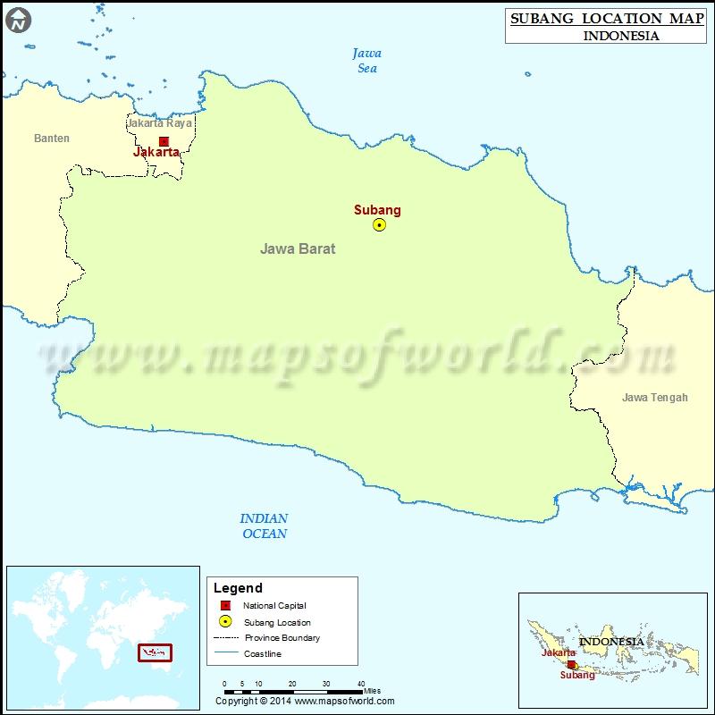 Where is Subang
