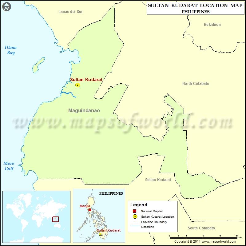 Where is Sultan Kudarat