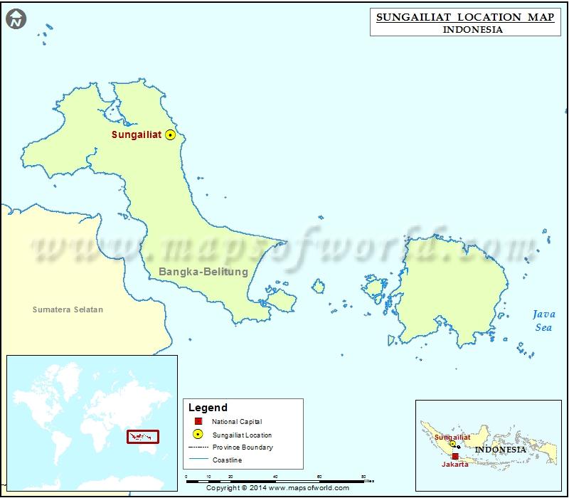 Where is Sungailiat