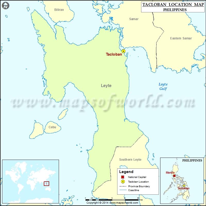 Where is Tacloban