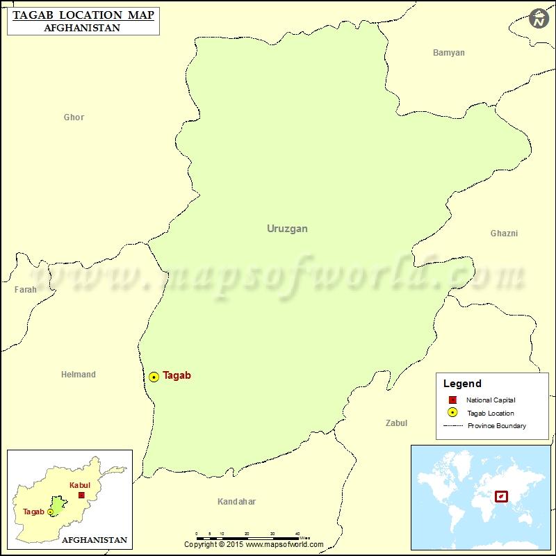 Where is Tagab