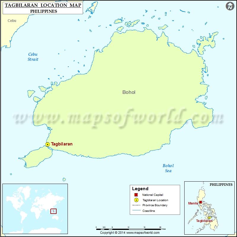 Where is Tagbilaran