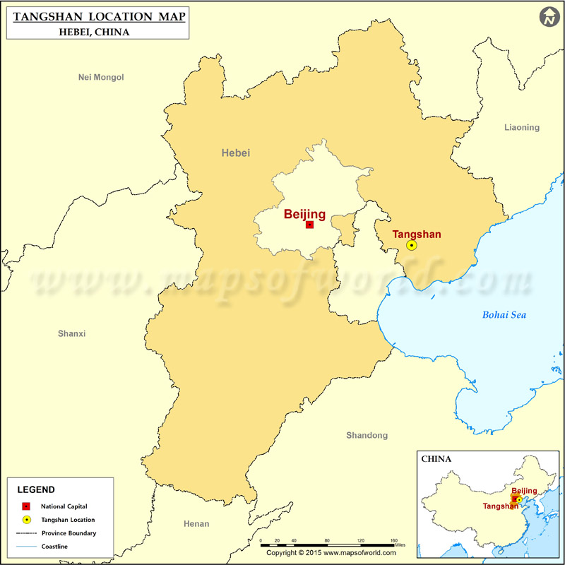Where is tangshan located location of tangshan in china map where is tangshan gumiabroncs Gallery