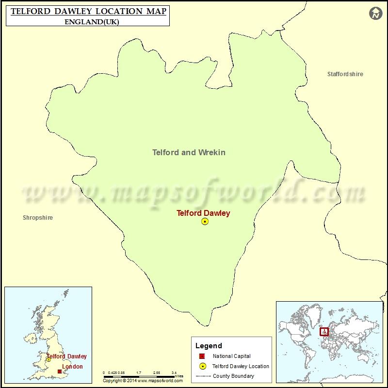 Where is Telford Dawley