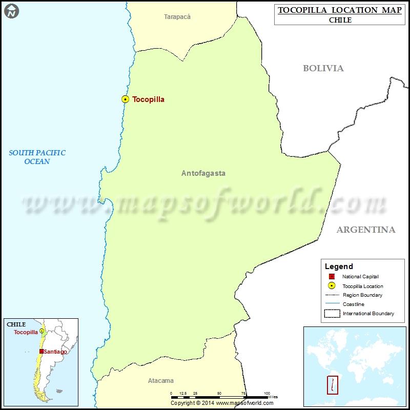 Where is Tocopilla