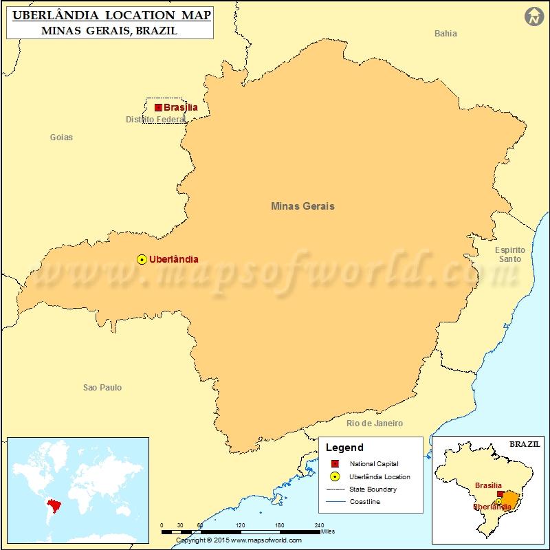 Where is Uberlandia