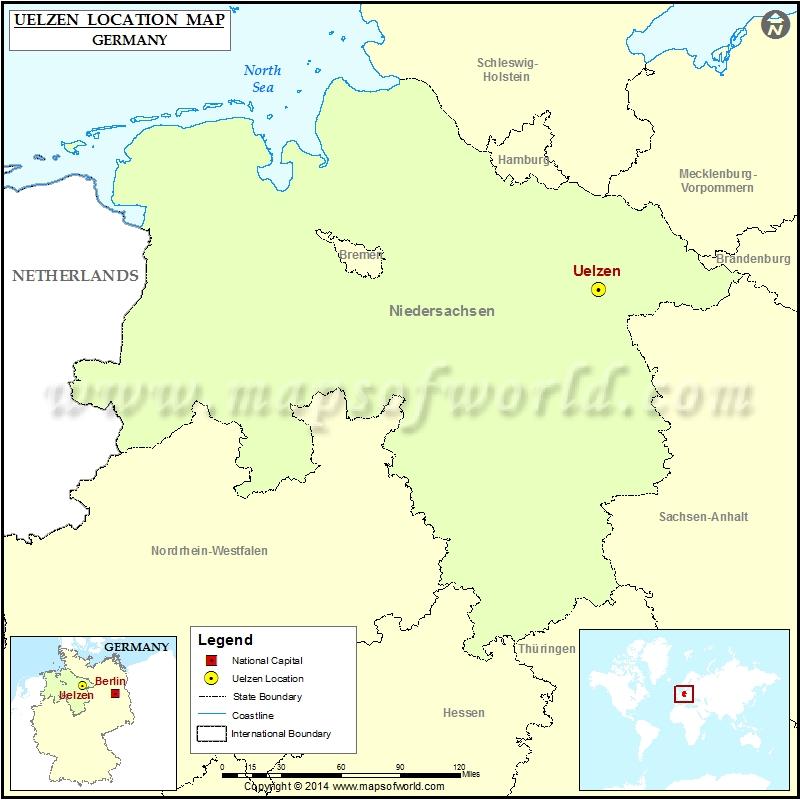 Where is Uelzen