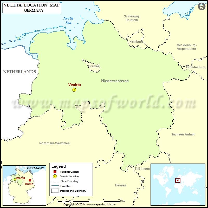 Where is Vechta