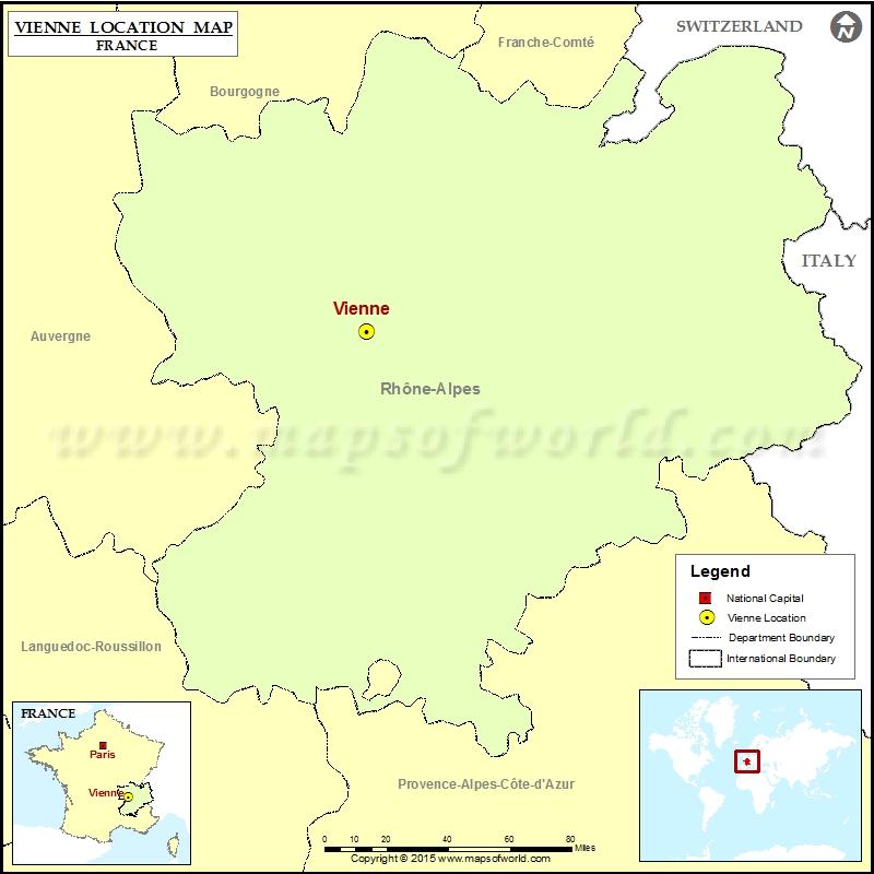 Where is Vienne