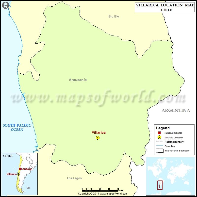 Where is Villarica