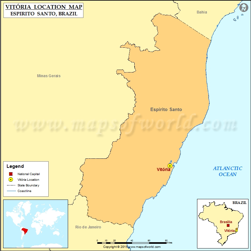 Where is Vitoria