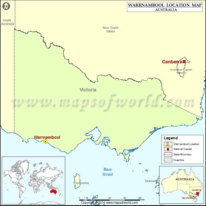 Where is Warrnambool