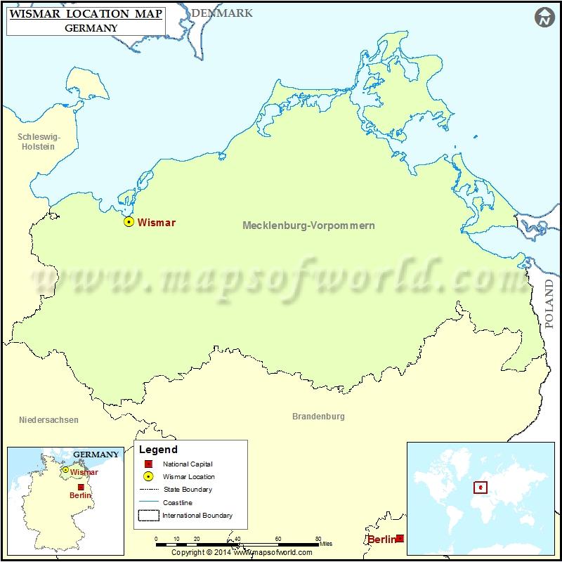 Where is Wismar