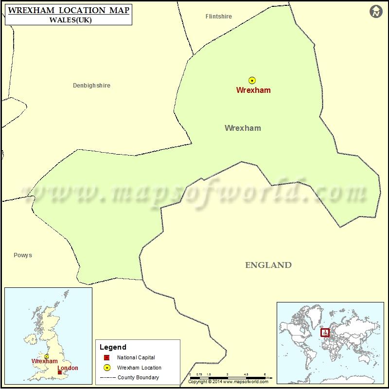Where is Wrexham