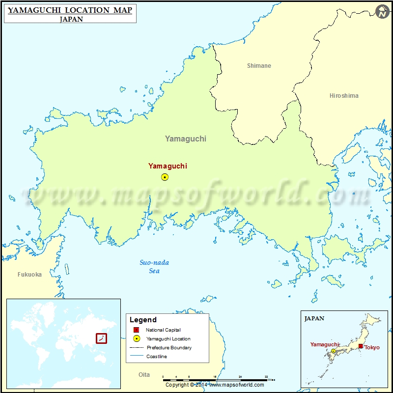 Where is Yamaguchi