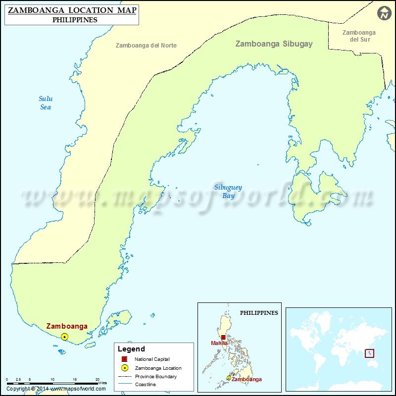 Where is Zamboanga