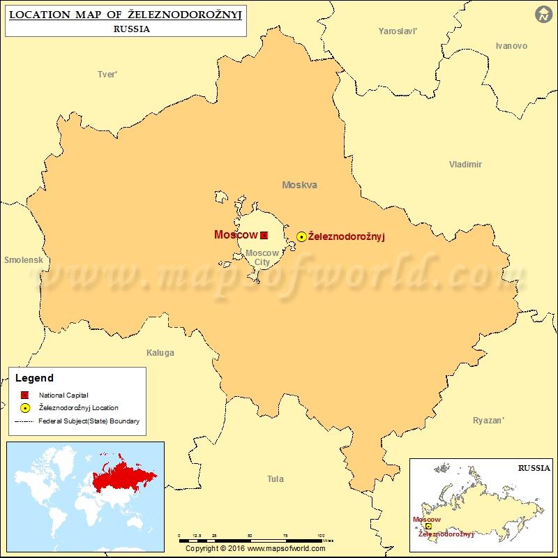 Where is zeleznodoroznyj